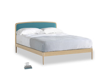 Double Smoothie Bed in Lido Brushed Cotton