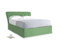 Clean Green Brushed Cotton Space With Smoke