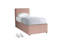 Tuscan Pink Clever Softie Friend With Smith Souffle Small