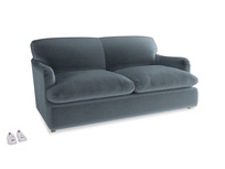 Medium Pudding Sofa Bed in Odyssey Clever Deep Velvet
