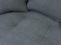 Skinny Minny button base love seat
