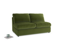 Chatnap Storage Sofa in Good green Clever Deep Velvet