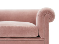 Humblebum love seat front detail