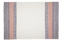 Siesta coloured patterened floor rug