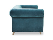 Humblebum chesterfield sofa side detail