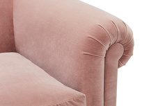 Humblebum love seat inside arm sofa