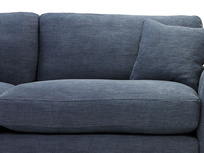 Easy Squeeze sofa front detail