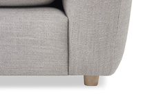 Easy Squeeze love seat leg detail