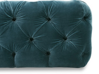Ooop a Lazy upholstered footstool