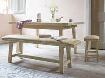 Bumpkin kitchen bench