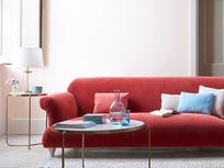 Souffle elegant feather free sofa