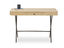 Jotter slim line wooden desk