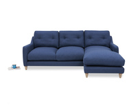 Slim Jim Upholstered Chaise Sofa front