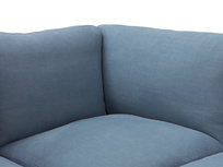Easy Squeeze Corner Sofa corner detail