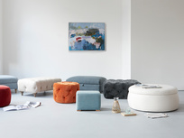 Footstool and ottoman range