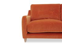 Slim Jim Comfy Corner Sofa arm detail