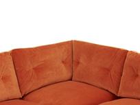 Slim Jim Comfy Corner Sofa corner detail