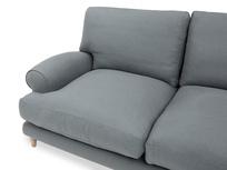 Slowcoach Chaise Sofa cushion detail