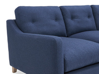 Slim Jim Chaise Sofa side detail