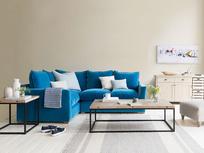 Pavilion contemporary corner sofa