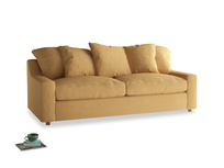 Large Cloud Sofa in Honeycomb Clever Softie
