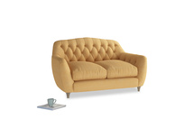 Small Butterbump Sofa in Honeycomb Clever Softie