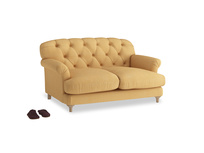 Small Truffle Sofa in Honeycombe Clever Softie