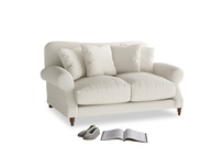 Small Crumpet Sofa in Chalky White Clever Softie