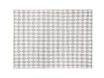 Medium Waves In Grey rug