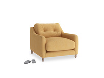 Slim Jim Armchair in Honeycomb Clever Softie