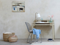 Outta Sight Wooden Storage Desk