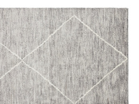 Habib Grey Woven Rug