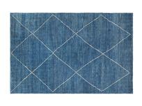 Medium Habib in Blue Marl