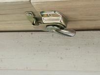 Feast Extendable Handmade Farmhouse Kitchen Table Lock mechanism