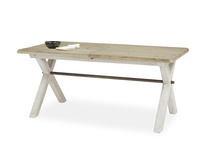 Feast Extendable Farmhouse Dining Table