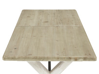 Feast Extendable Handmade Farmhouse Kitchen Table Top