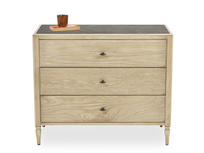 Josephine Oak Wooden Chest of Drawers