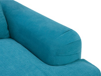 Cinema Deep Upholstered Low Arm Sofa Inside Arm Detail