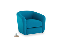 Tootsie Armchair in Bermuda Brushed Cotton