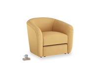 Tootsie Armchair in Honeycomb Clever Softie