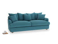 Large Smooch Sofa in Lido Brushed Cotton