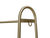 Bellboy Brass Hanging Rail hook