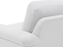 Cinema Upholstered Love Seat Back Detail