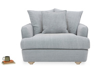 Smooch Deep Upholstered Love Seat