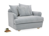 Smooch Deep Scatter Back Love Seat