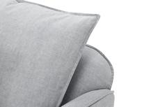 Smooch Deep Upholstered Love Seat Back Cushions