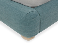 Pillow Talker cushion headboard bed base