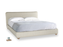 Superking Pillow Talker Bed in Thatch house fabric