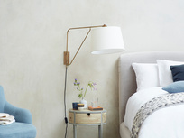 Yard Arm Swing Arm Wall Lamp