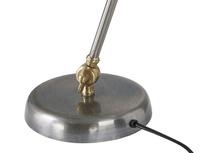Sherlock Table Lamp Pewter Base
